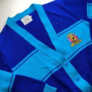 Vintage 90's Disney Store Cast Member Cardigan